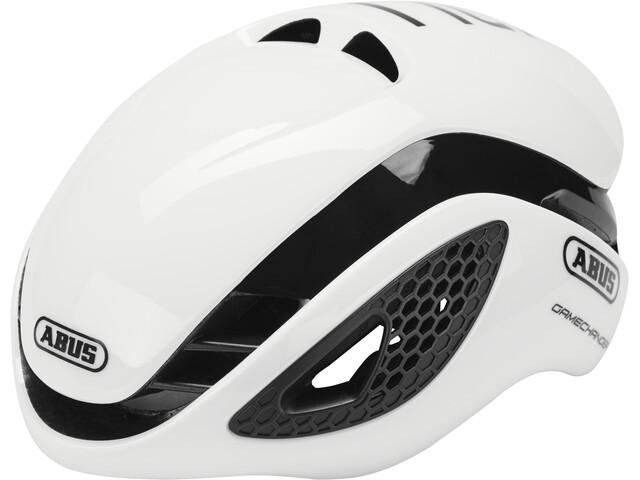 ABUS GameChanger Cykelhjelm, polar white